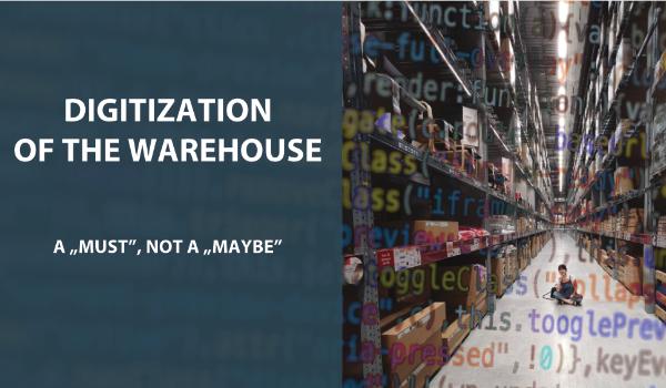 E-book digitization of the warehouse
