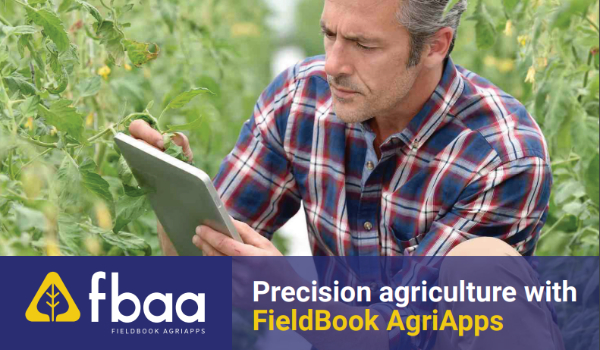 FBAA - Precison Agriculture with FieldBook AgriApps