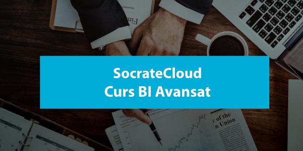 SocrateCloud Curs BI Avansat