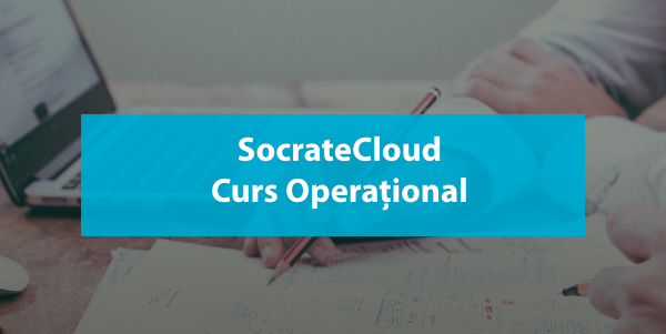 SocrateCloud Curs Operational
