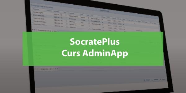 SocratePlus Curs Admin App