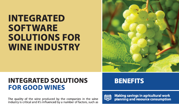 Software Solution for wine industri
