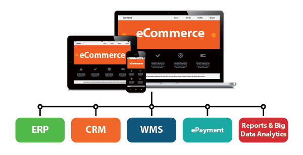 Integrare ERP eCommerce