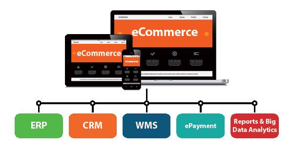 Integrare ERP eCommerce